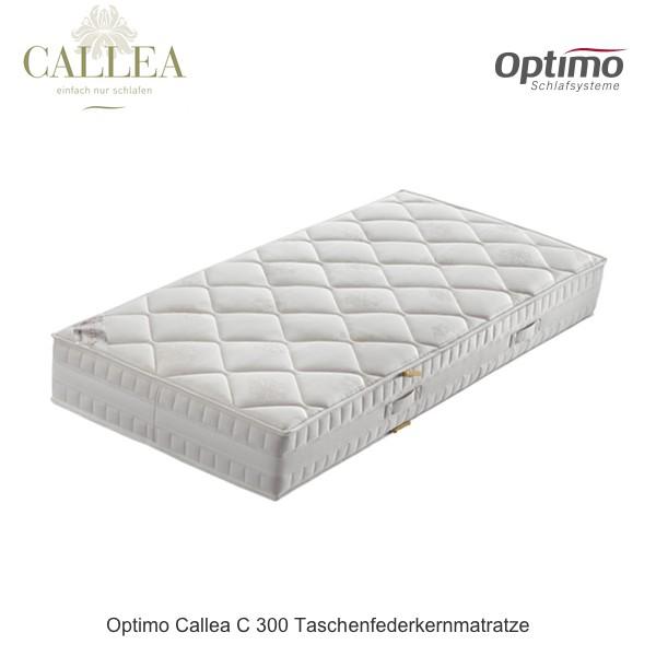 Optimo Callea C 300 Taschenfederkern Matratze