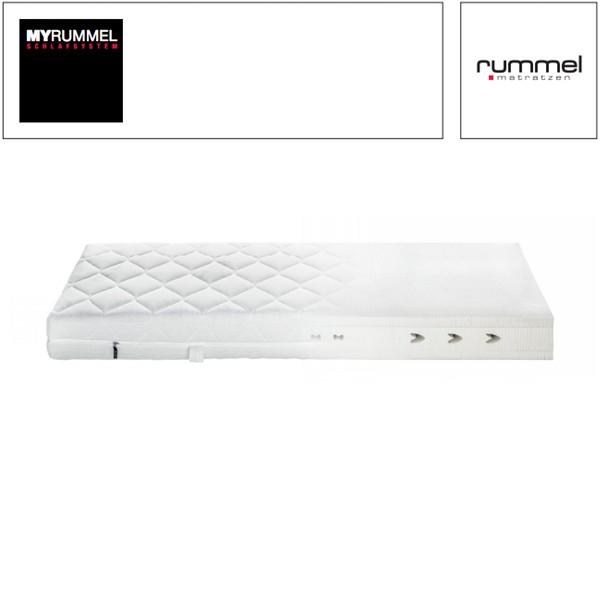Rummel MyRummel MY 600 L Natur Pur Bezug Latex-Matratze Talalay Latex