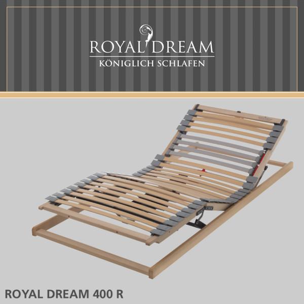 Royal Dream 400R M3 Motorrahmen