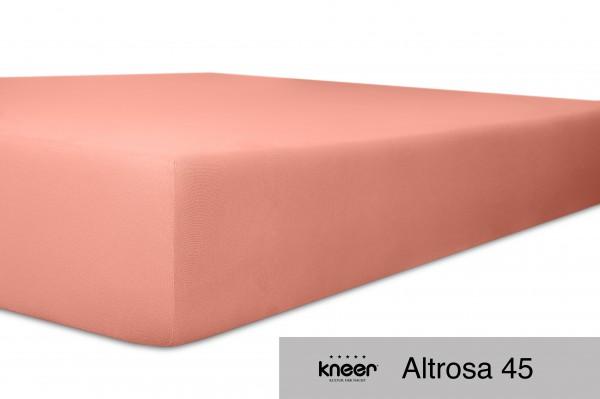 Kneer Easy Stretch Spanntbetttuch Qualität 25