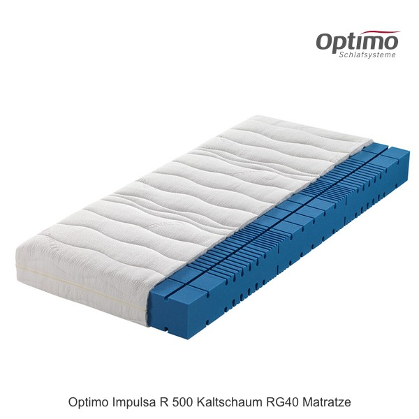 Optimo Impulsa R 500 Kaltschaum Matratze