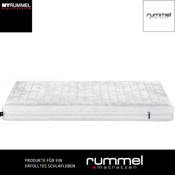 Rummel MyRummel MY 400 L Lyocell-Jersey Bezug Latex-Matratze